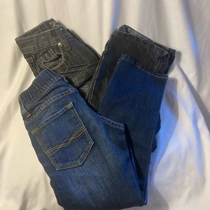 Bundle of 2 NWOT Boys Jeans